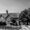 Pair of houses, High Street, Yardley Hastings, Northamptonshire