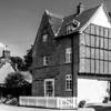 Half timbering, Yardley Hastings, Northamptonshire