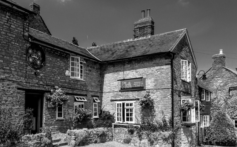 The Rose and Crown, Yardley Hastings, Northamptonshire