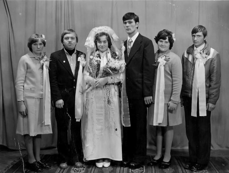 Заліщики. Весілля Марії Стасюк.