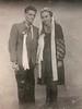 Весільна фотографія батьків Степан Кучерявого