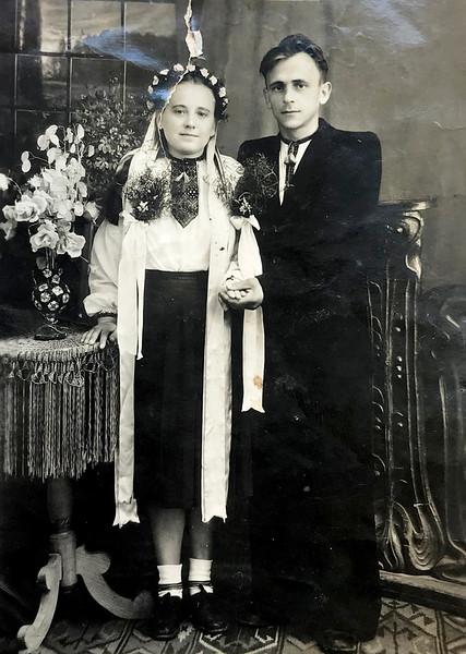 Орися і Петро Склячуки