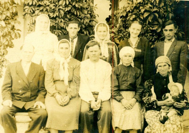 Родина Корнацьких