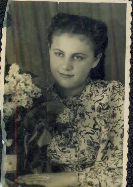 Марія Склярчук (Лопух)
