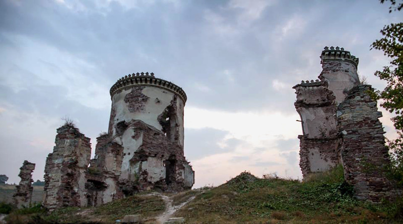 Червоногород. Фото: Тараса Хлібовича