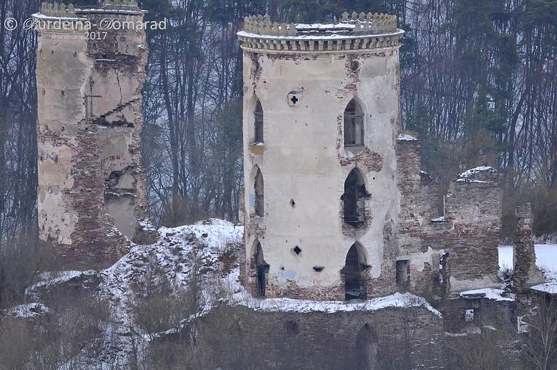 Червоногородський замок