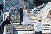 Porto Venere - yes, we ran in to another wedding.