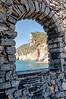 Porto Venere - Ligurian Sea in the background.