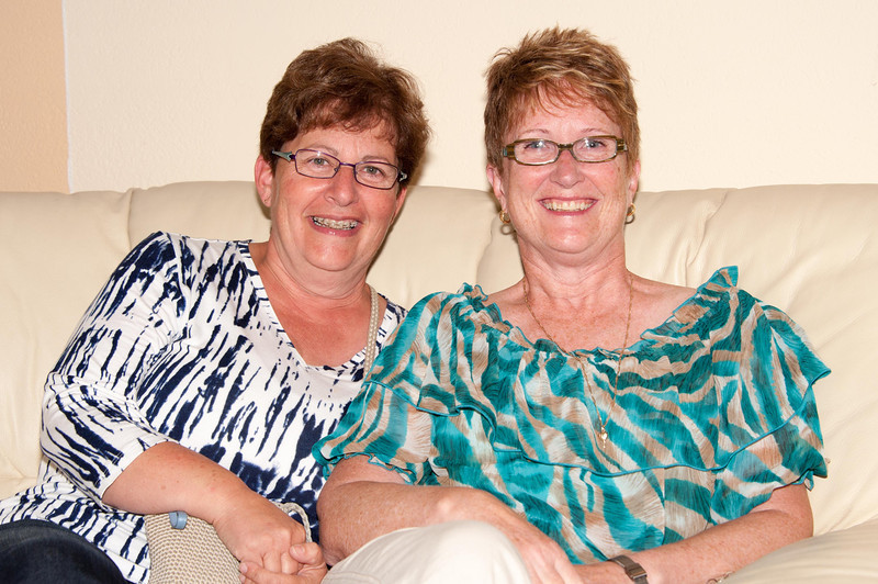 Donna Erickson and Karen Holditch, Canada