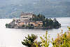 Lake Orta - Isola di San Giulio ... this was the view from our hotel room.
