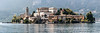Lake Orta - Isola di San Giulio ... panorama.