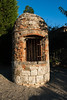An old well at the agroturimso hotel in rural Tuscany.