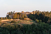 Our agroturimso hotel in rural Tuscany ... one of the many views from the hotel.