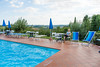 Our agroturimso hotel in rural Tuscany ... the only one with a pool ... nice.