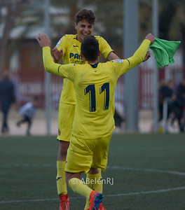 Kelme vs Villarreal CF