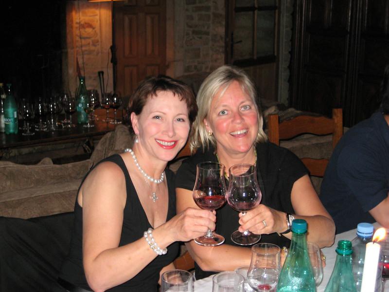 Brenda and MB celebrate life!