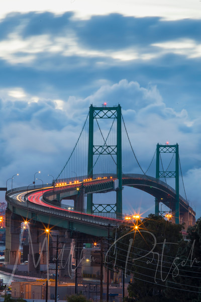 Vincent Thomas Bridge  | San Pedro, California