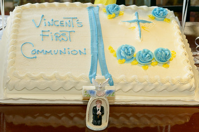 Vincent's Communion