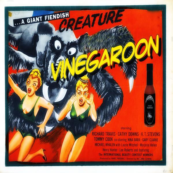 Vinegaroon | The Movie