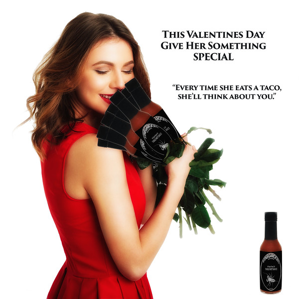 Vinegaroon Table Hot Sauce | Give It To Her For Valentines Day