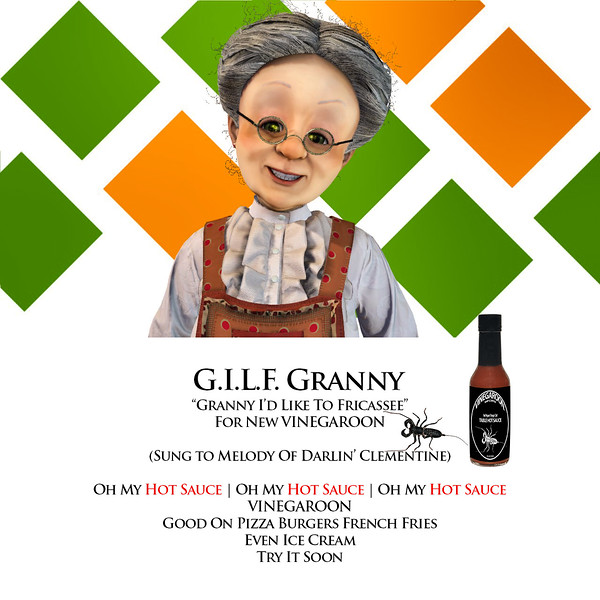 GILF Granny | Granny I'd Like To Fricasse | Former Cornhub Model
