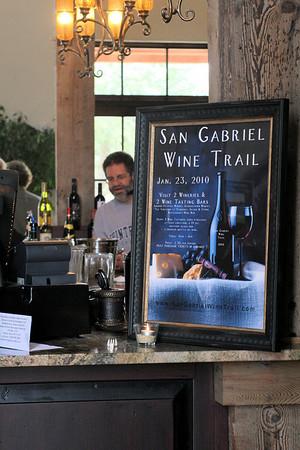 San Gabriel Wine Trail - 1-23-10