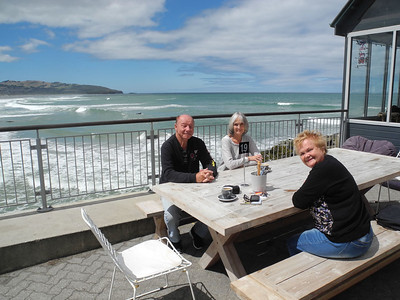 Vladimir and Vala Vinogradoff holiday in NZ Feb 2018 - Brian's photos