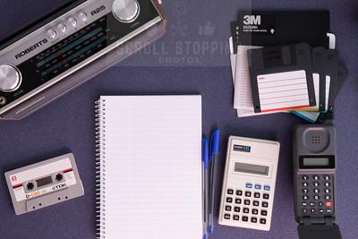 Vintage 80s & 90s  Desktop Retro