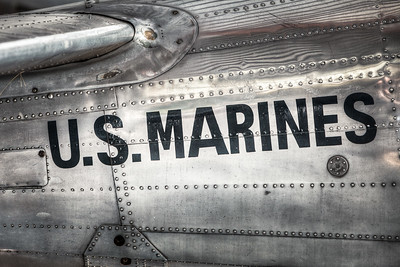 US Marines Beech C-45H Expeditor