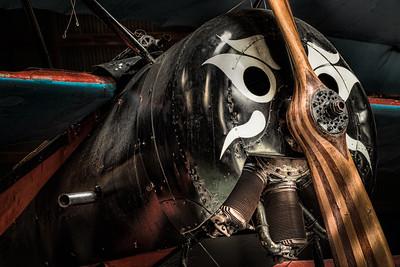 Red Baron, Fokker Dr. 1
