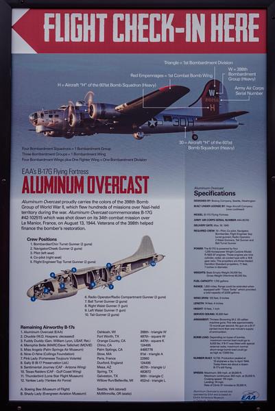Aluminum Overcast Factsheet