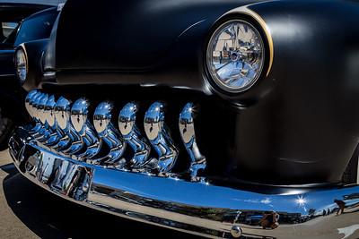 1951 Mercury DeSoto grill