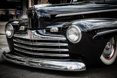 1940 Ford Grill