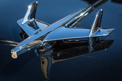 1955 Chevrolet Hood Ornament