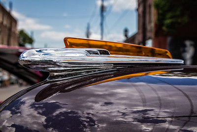 1948 Chevrolet Fleetline Hood Ornament