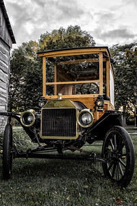 Antique Ford