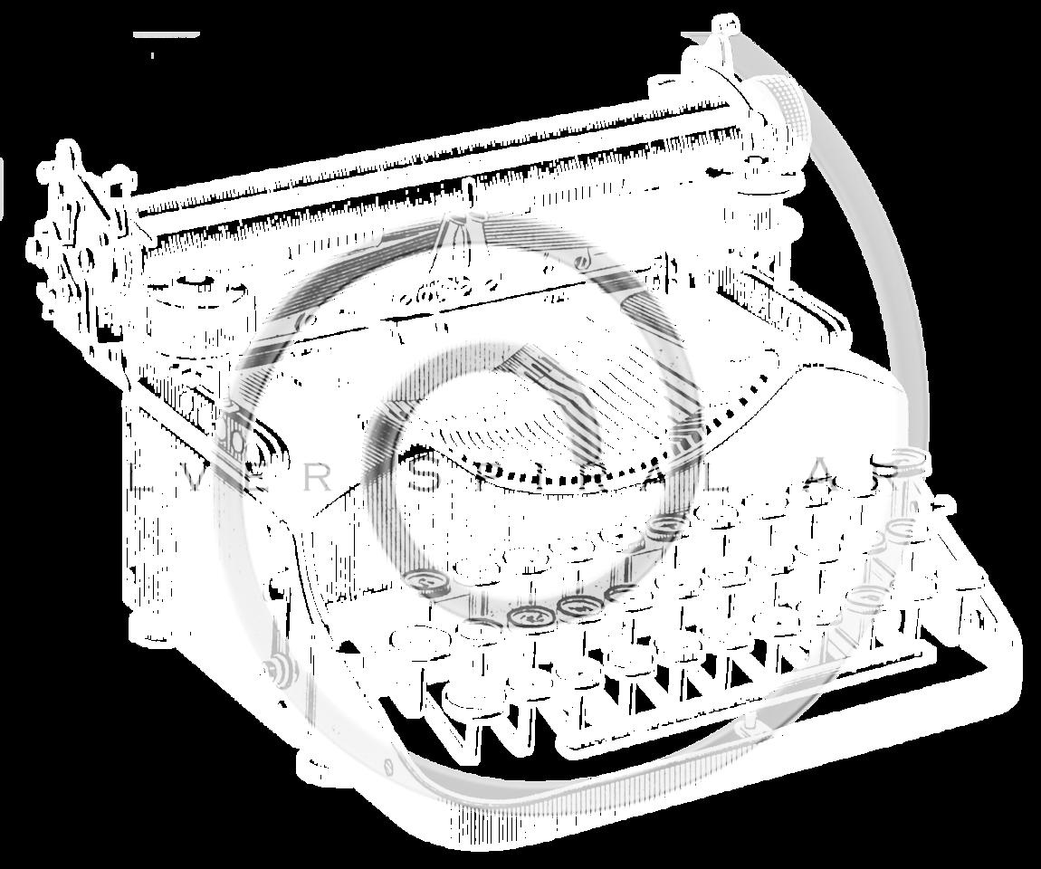 Vintage Typewriter Illustration - Typewriters Images.