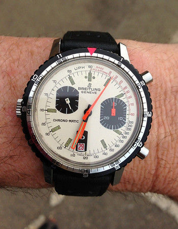 Breitling Chronomatic 2110