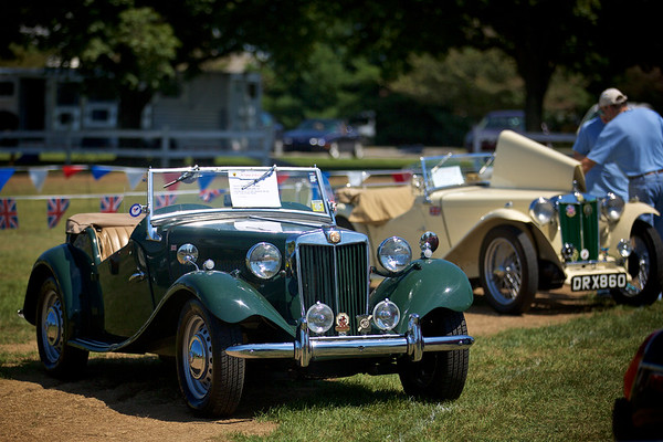 Vintage British Cars & Polo