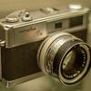 Minolta Hi-Matic 7S produced in 1966.