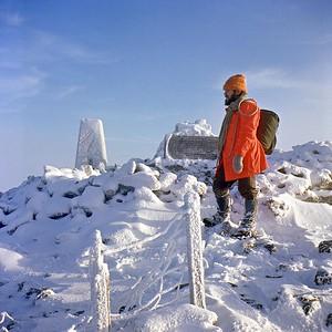 1978 : Arenig Fawr Summit