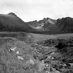 1979 :En Route To Coire Lagan