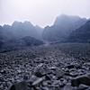 The Sgurr Alisdair Stone Chute
