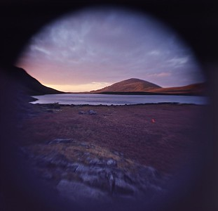 1978 : Snowdonia : Camp At Llyn Bodlyn