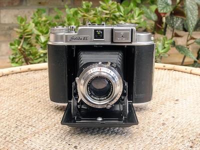 1957 Franka Solida IIL with Xenar lens
