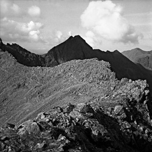 1979 : View South From Bruach Na Frithe
