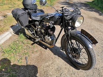 My 1929 Triumph CSD