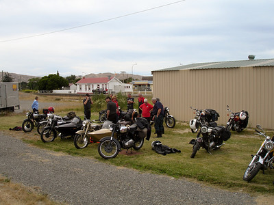 National Motorcycle Rally 2005