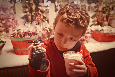 Vintage Christmas Memory