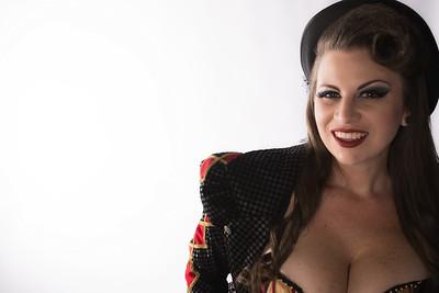Model: Dixie Reberlle Instagram: @Dixie_Rebelle Hair & Makeup: @Dixie_Rebelle Corsets: Cheri & Joany @ocwonderlandstudios Host: @davedoeppel Group @lapinupsevents #wonderlandcorsets #vintage #circus #lapinupsevents